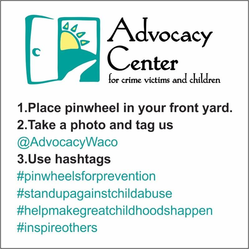 Pinwheels | Advocacy Center
