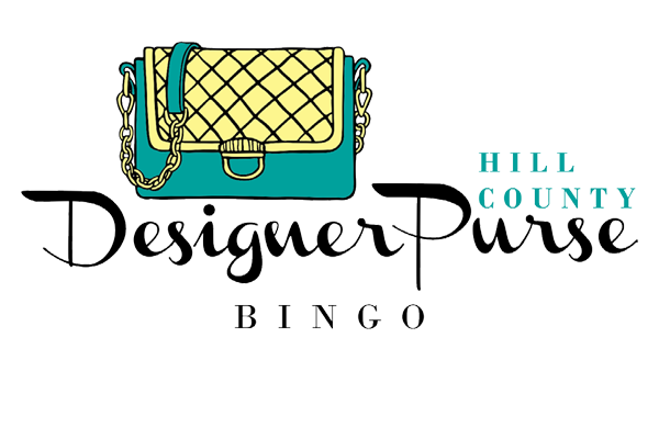 Hill County Designer Purse Bingo 2018