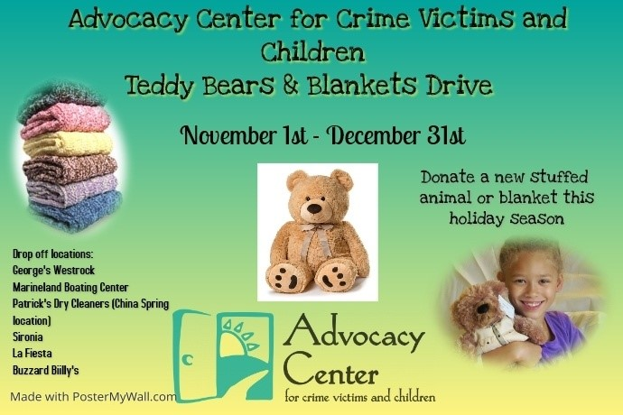 Teddy Bears and Blankets - Mclennan County