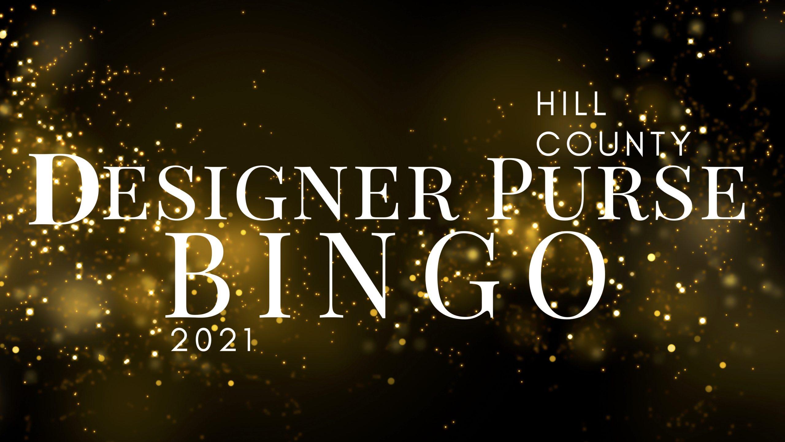 Bingo - Hill County 2021 Graphics